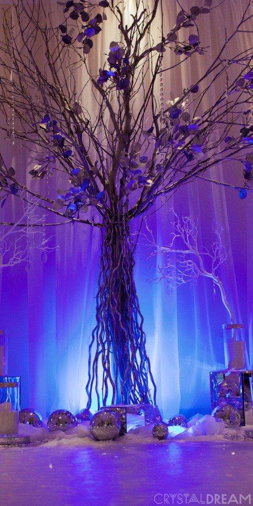Оформление свадьбы «Сказочный лес»